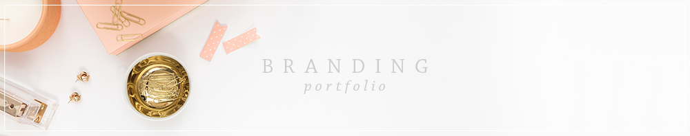 Branding Portfolio | Branding Design Services by Ashlee Proffitt