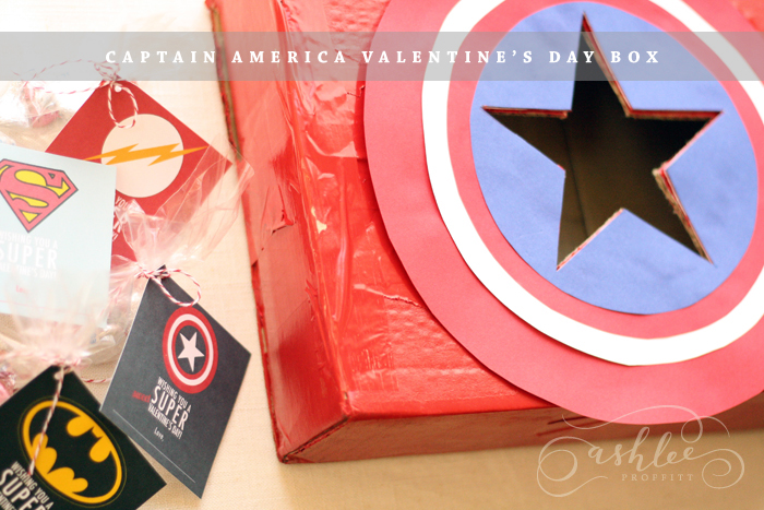 freebie superhero valentines day cards Ashlee Proffitt – Valentine Cards Box Ideas