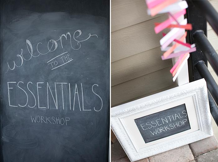 EssentialsWorkshop2