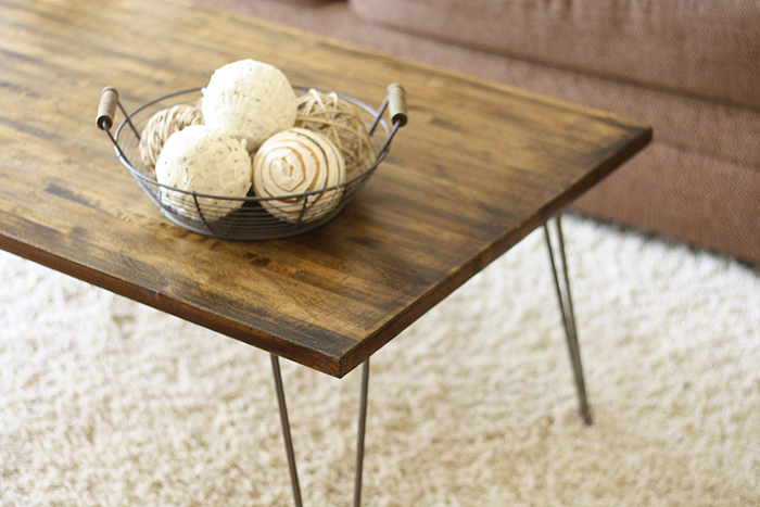 DIY Coffee Table | Ashee Proffitt
