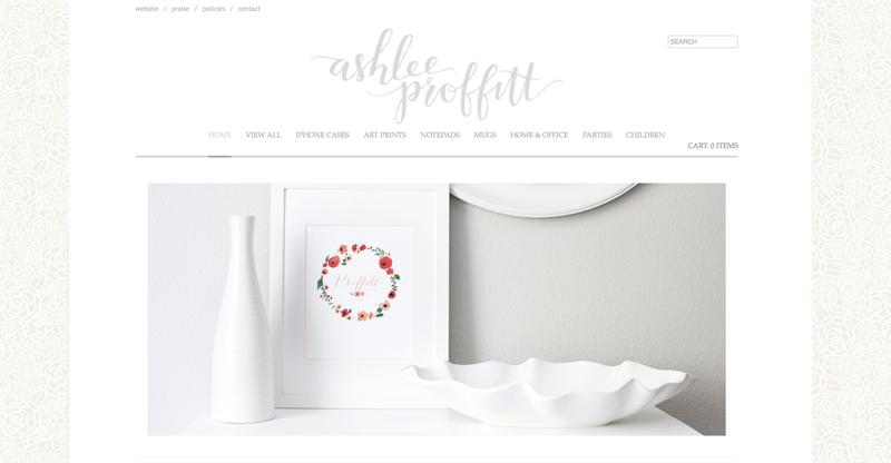 Ashlee Proffitt Shop | shop.ashleeproffitt.com