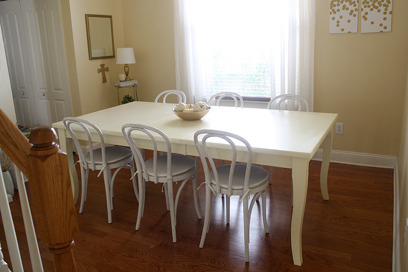 Real Homes: Dining Room | Ashlee Proffitt