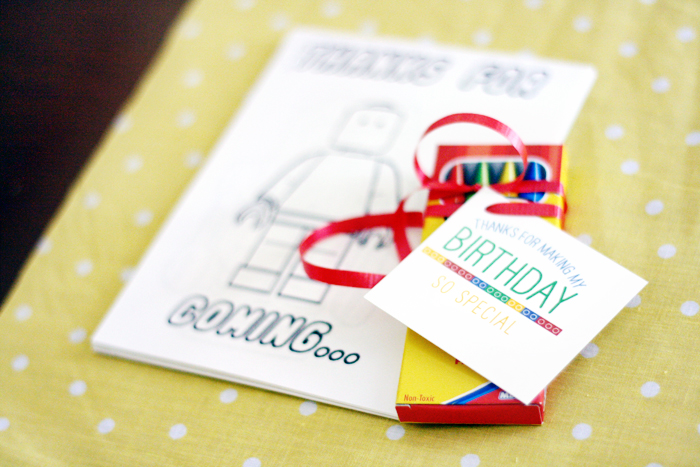 Lego Birthday Party by Ashlee Proffitt