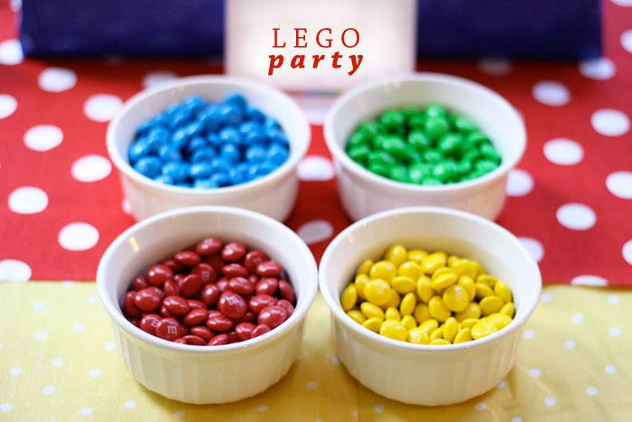 Lego Party by Ashlee Proffitt