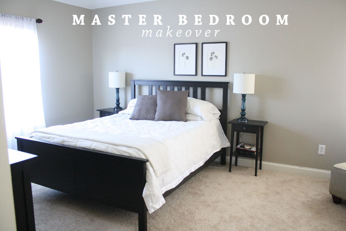 Master Bedroom Makeover | Ashlee Proffitt
