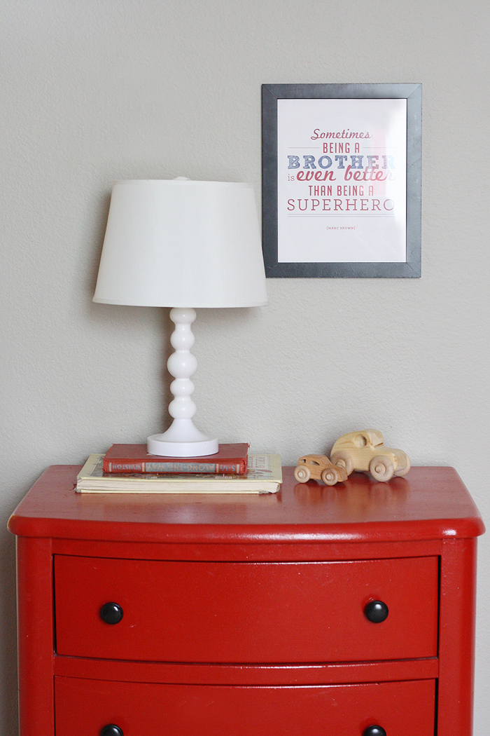 Before & After: Thrift Store Dresser Re-do | Ashlee Proffitt