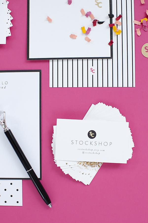 Branding Collateral by Ashlee Proffitt | 2013 Shay Cochrane