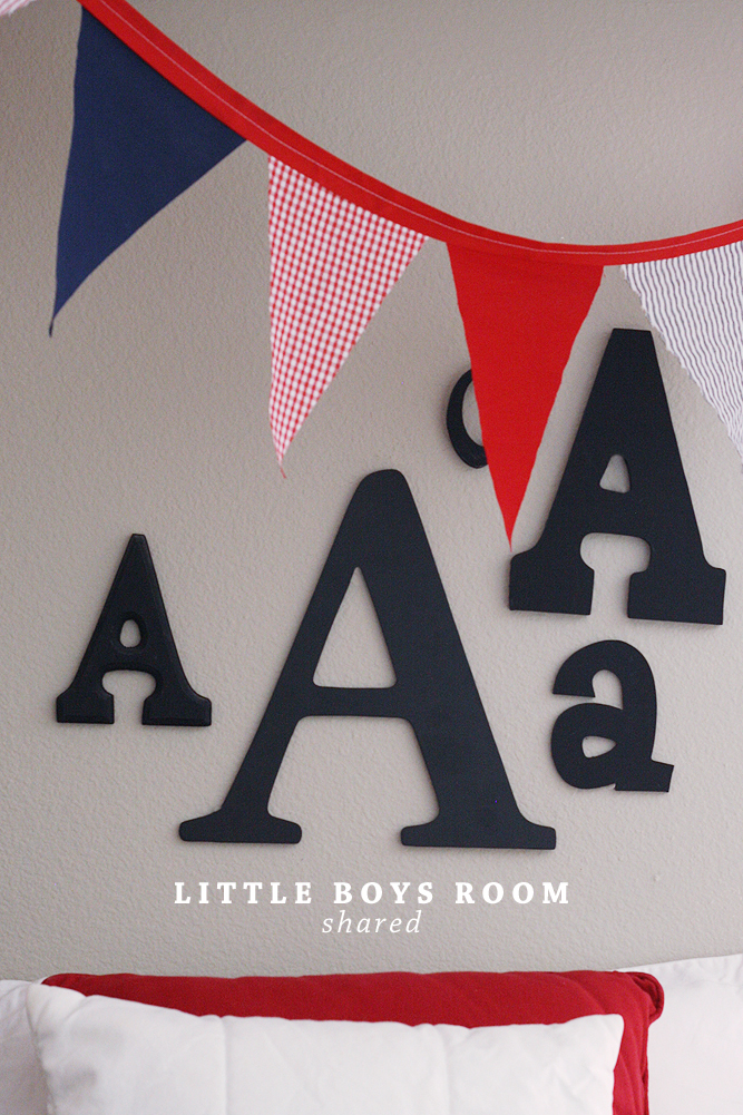 Boys Shared Room | by Ashlee Proffitt