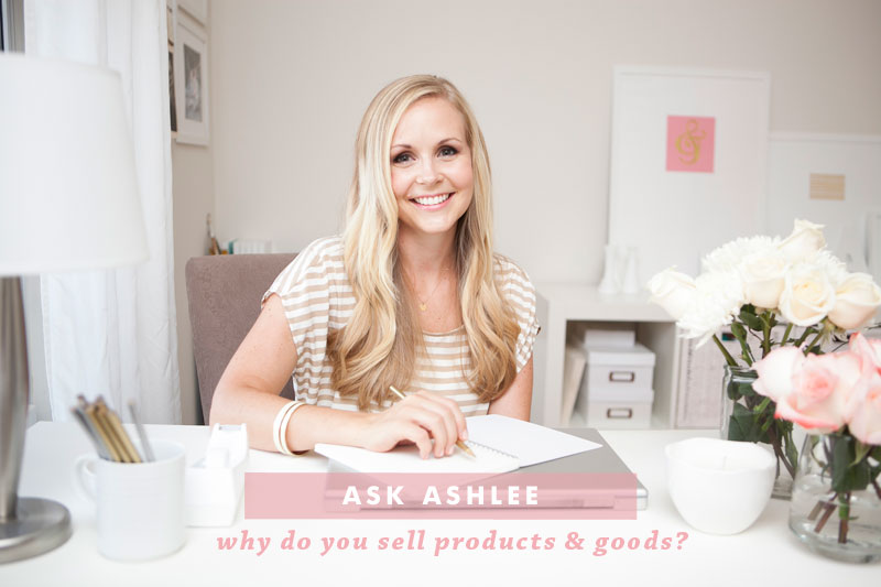 Ask Ashlee | Business, Branding & Shop Ownership Wisdom | AshleeProffitt.com