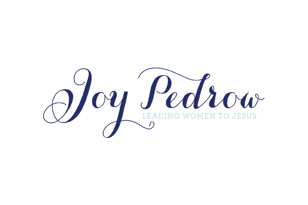 Joy Pedrow | Brand Design by Ashlee Proffitt