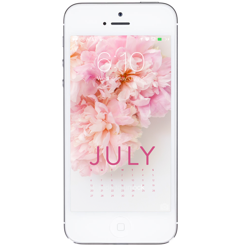 Free Desktop Calendar IPhone Wallpapers