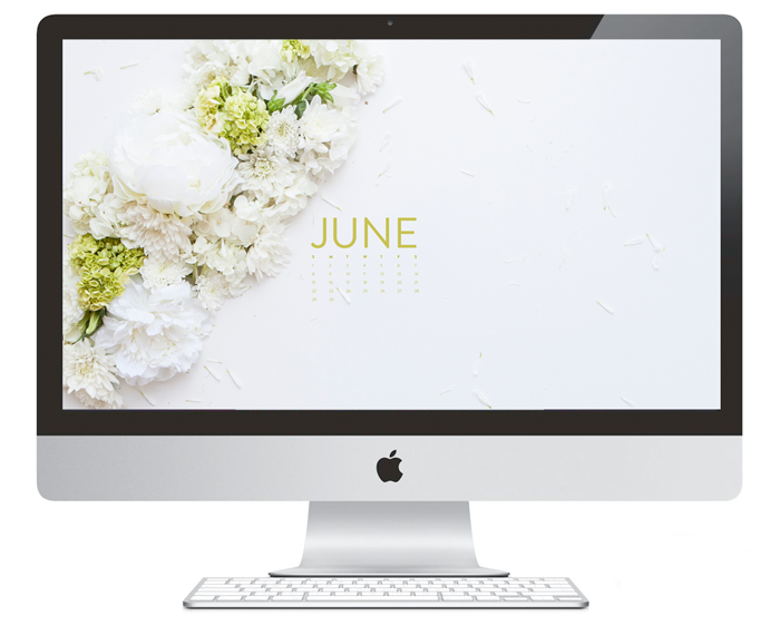 Desktop Calendar | June 2014 Ashlee Proffitt