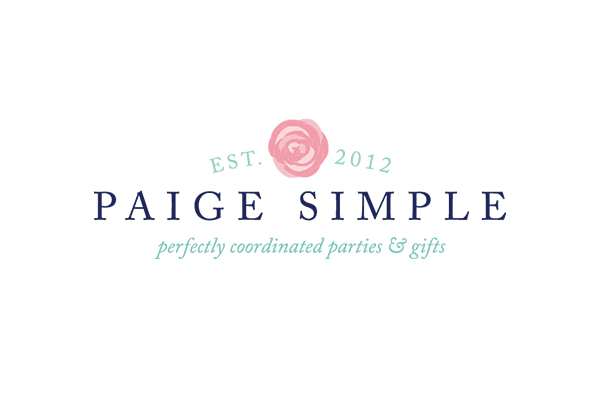 Paige Simple | Brand Design by Ashlee Proffitt