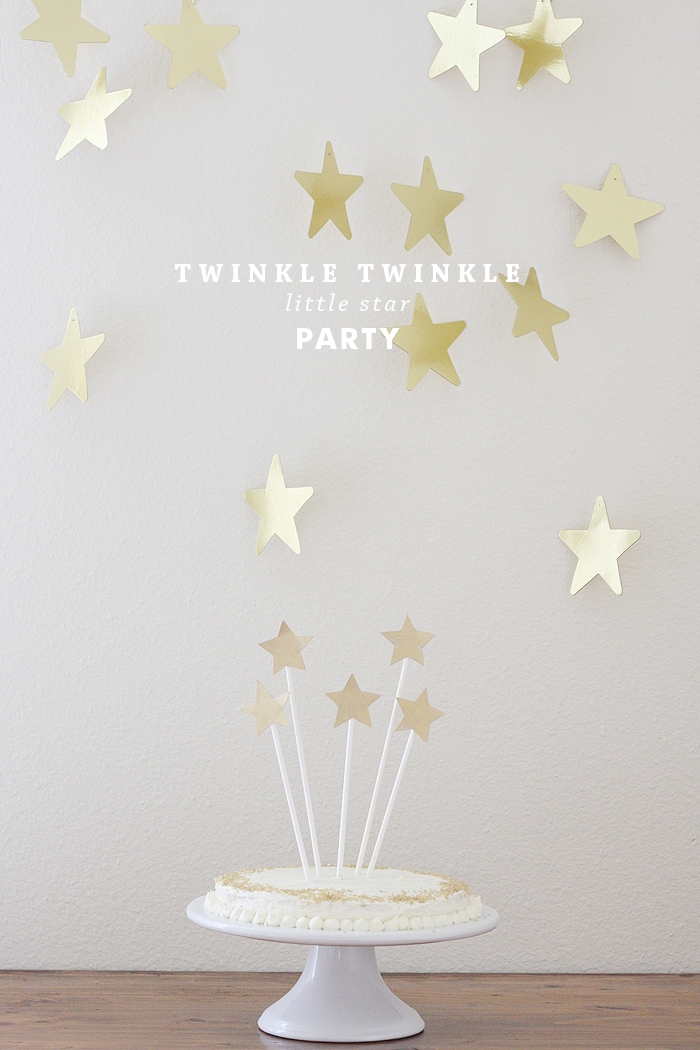 Twinkle, Twinkle Little Star | 2nd Birthday Party | by Ashlee Proffitt