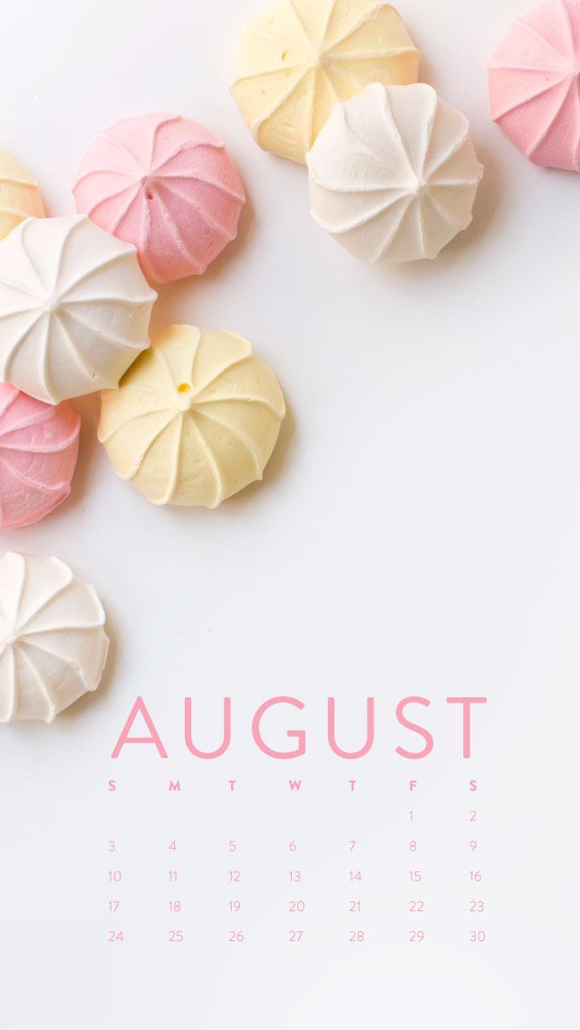 Desktop Calendar Wallpaper | Ashlee Proffitt