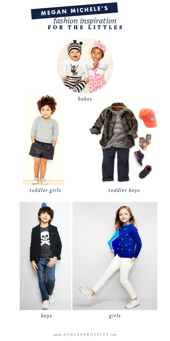 Fashion: Children's Edition | Megan Michele for Ashlee Proffitt