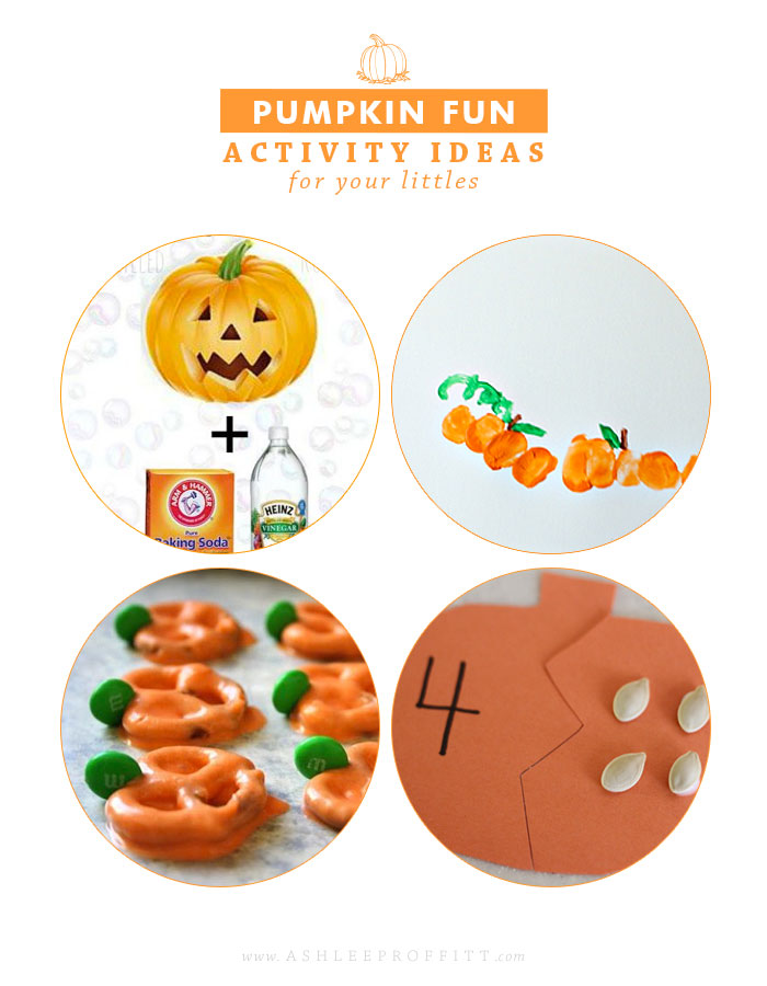 Preschool Pumpkin Activities | Intentional Mama by Ashlee Proffitt