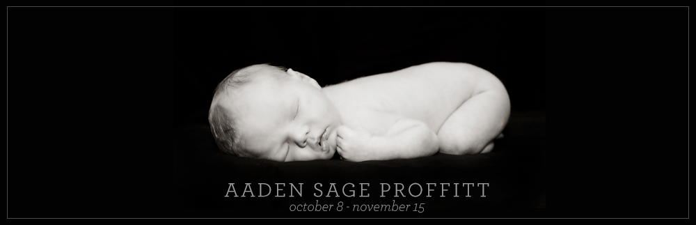 Aaden Sage Birthday Project | For Parents Grieving the Loss of a Child | by Ashlee Proffitt