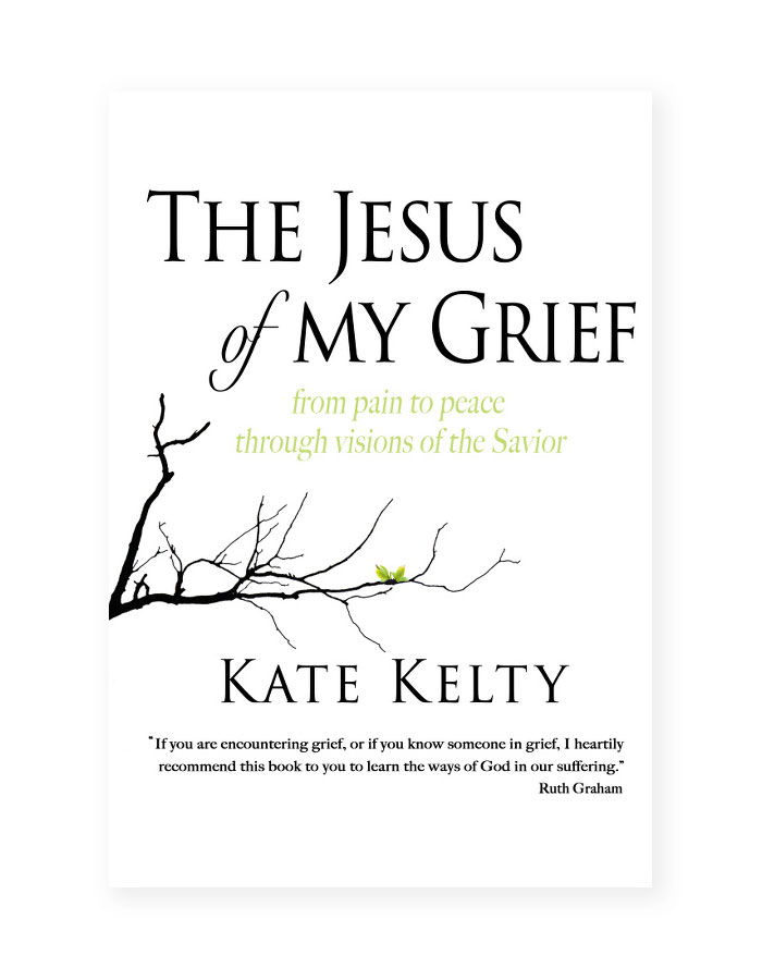 Jesus of My Grief by Kate Kelty