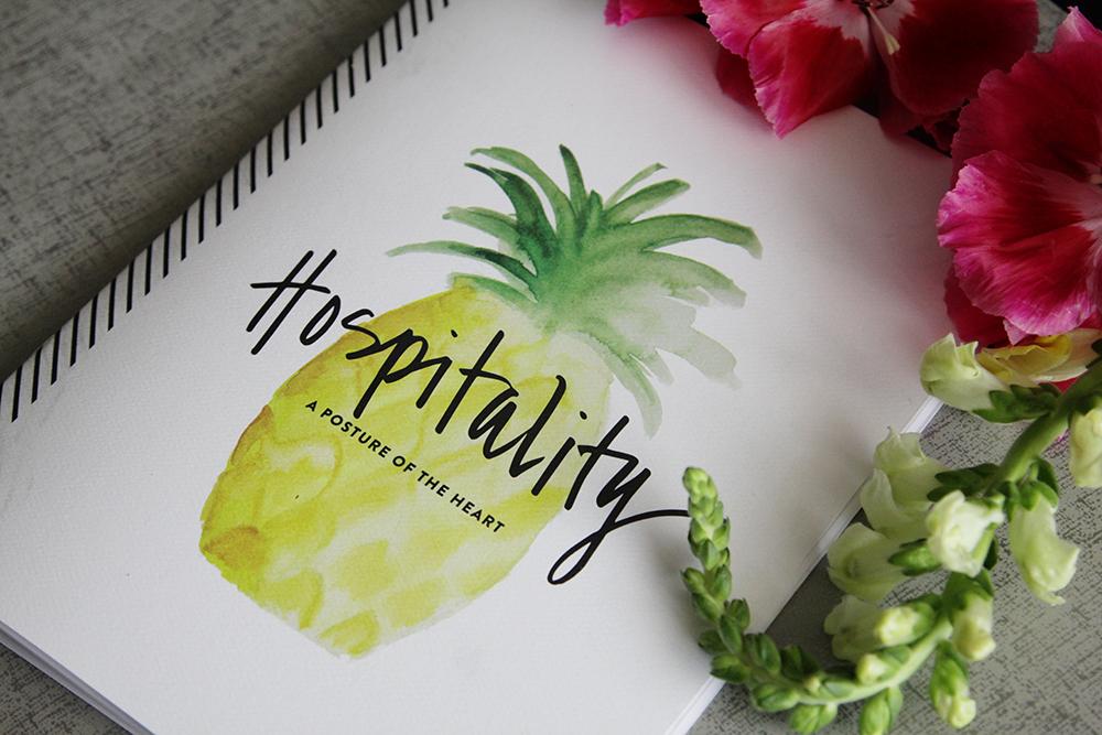 Hospitality | She Reads Truth + Ashlee Proffitt