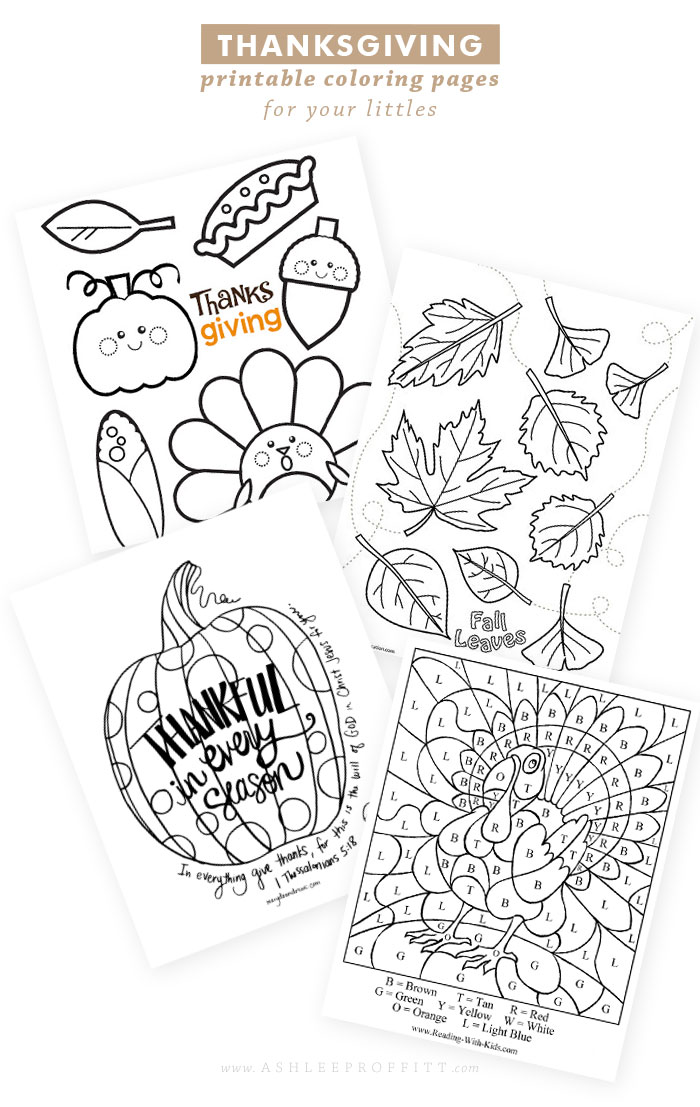 give thanks coloring pages - photo#21