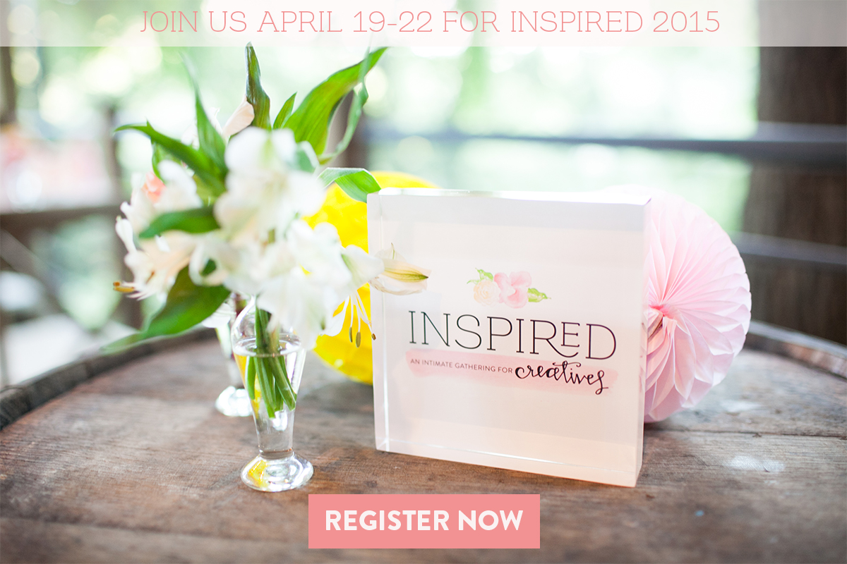 Inspired Retreat Presented by Amber Housley | InspiredtheRetreat.com