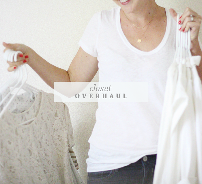 Closet Overhaul | Intentional Style by Ashlee Proffitt & Megan Michele
