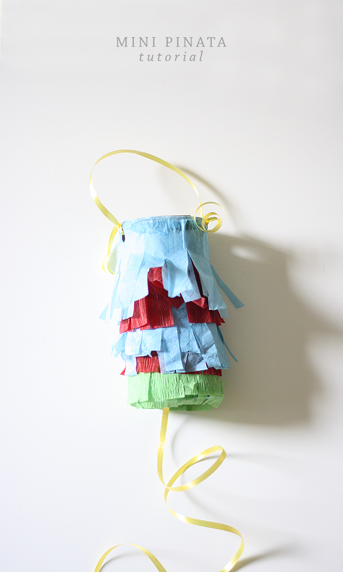 Mini Pinata Tutorial | Intentional Mama Series by Ashlee Proffitt