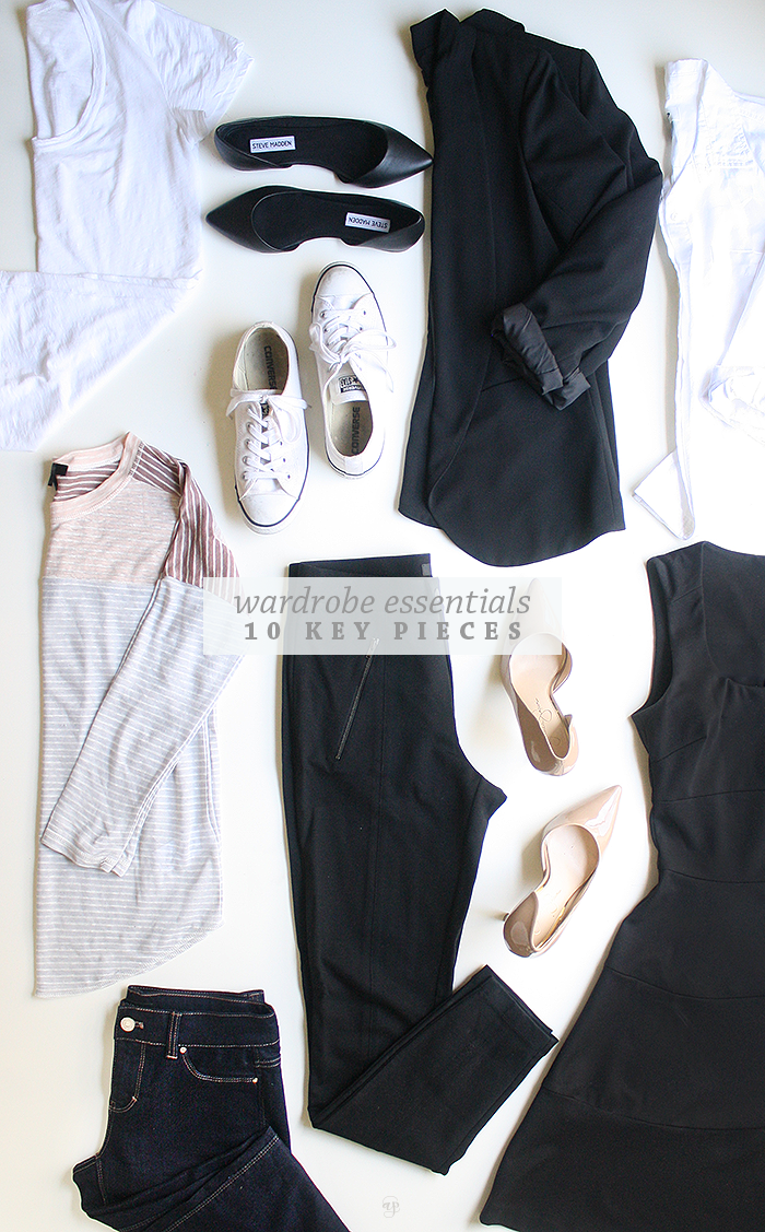 Wardrobe Essentials: 10 Key Pieces | Intentional Style by Megan Michele and Ashlee Proffitt