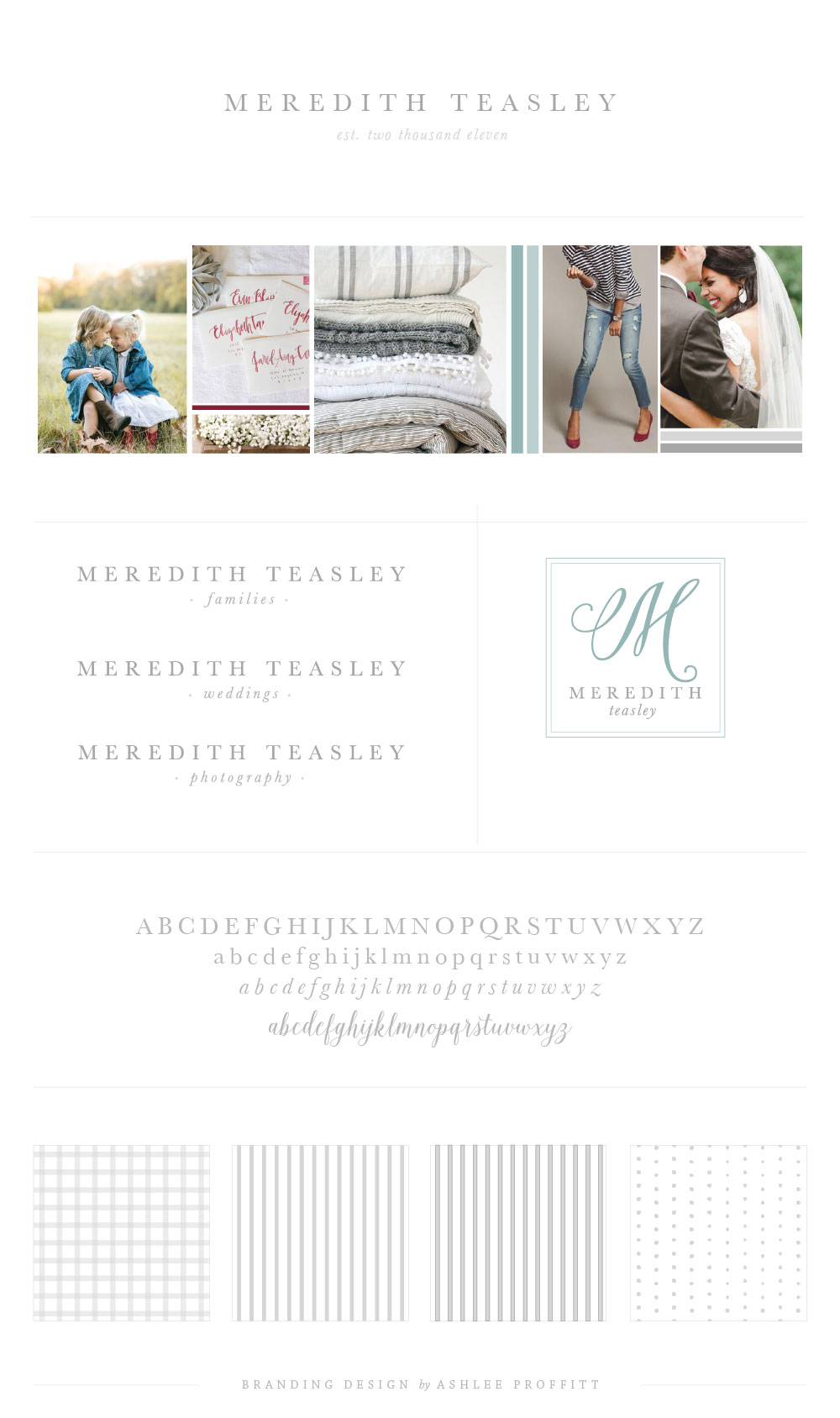 Meredith Teasley Brand Elements by Ashlee Proffitt