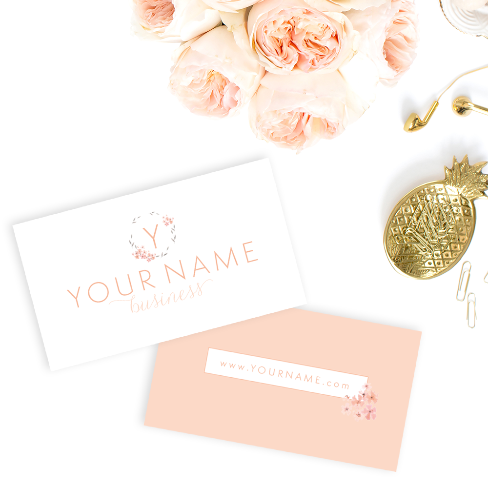 The Branding Parlor | Southern Beauty | Pre-Made Brand Collection by Ashlee Proffitt