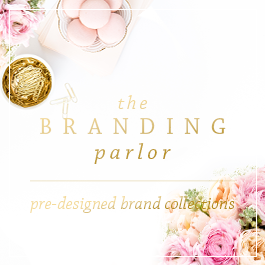 The Branding Parlor by Ashlee Proffitt