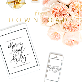 Downloads & Printables