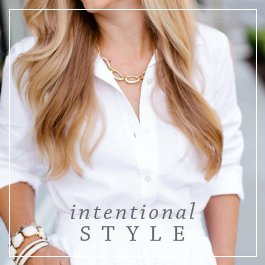 Intentional Style