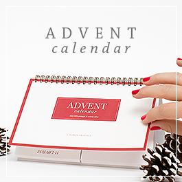 Advent Calendar by Ashlee Proffitt