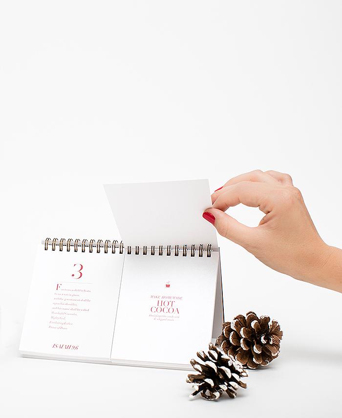 Christmas Advent Calendar & Advent Activities by Ashlee Proffitt