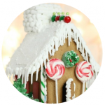 Gingerbread House | Advent Activities by Ashlee Proffitt