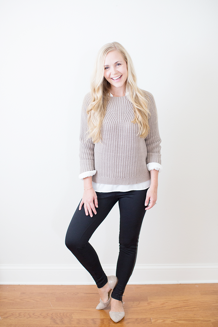 What to Wear: New Year's Eve | Casual | Megan Michele for Ashlee Proffitt