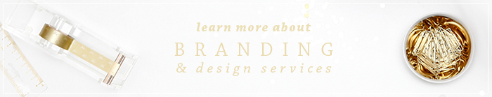 Branding for creatives by Ashlee Proffitt