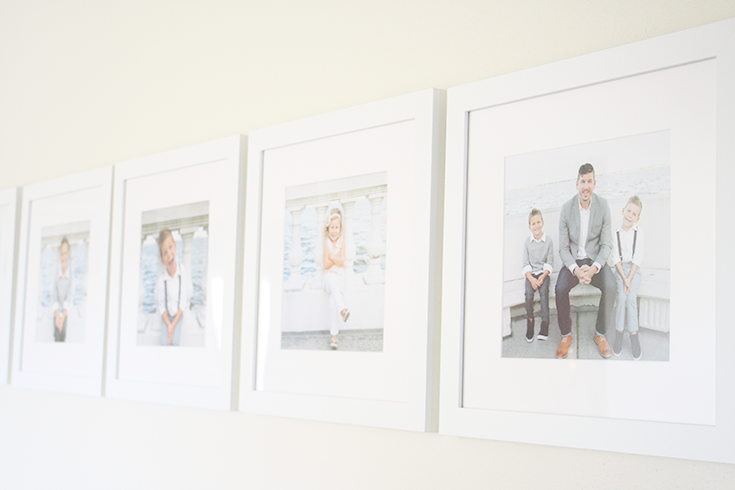 Mother's Day Gift + Framebridge = Perfect for Mama | Ashlee Proffitt