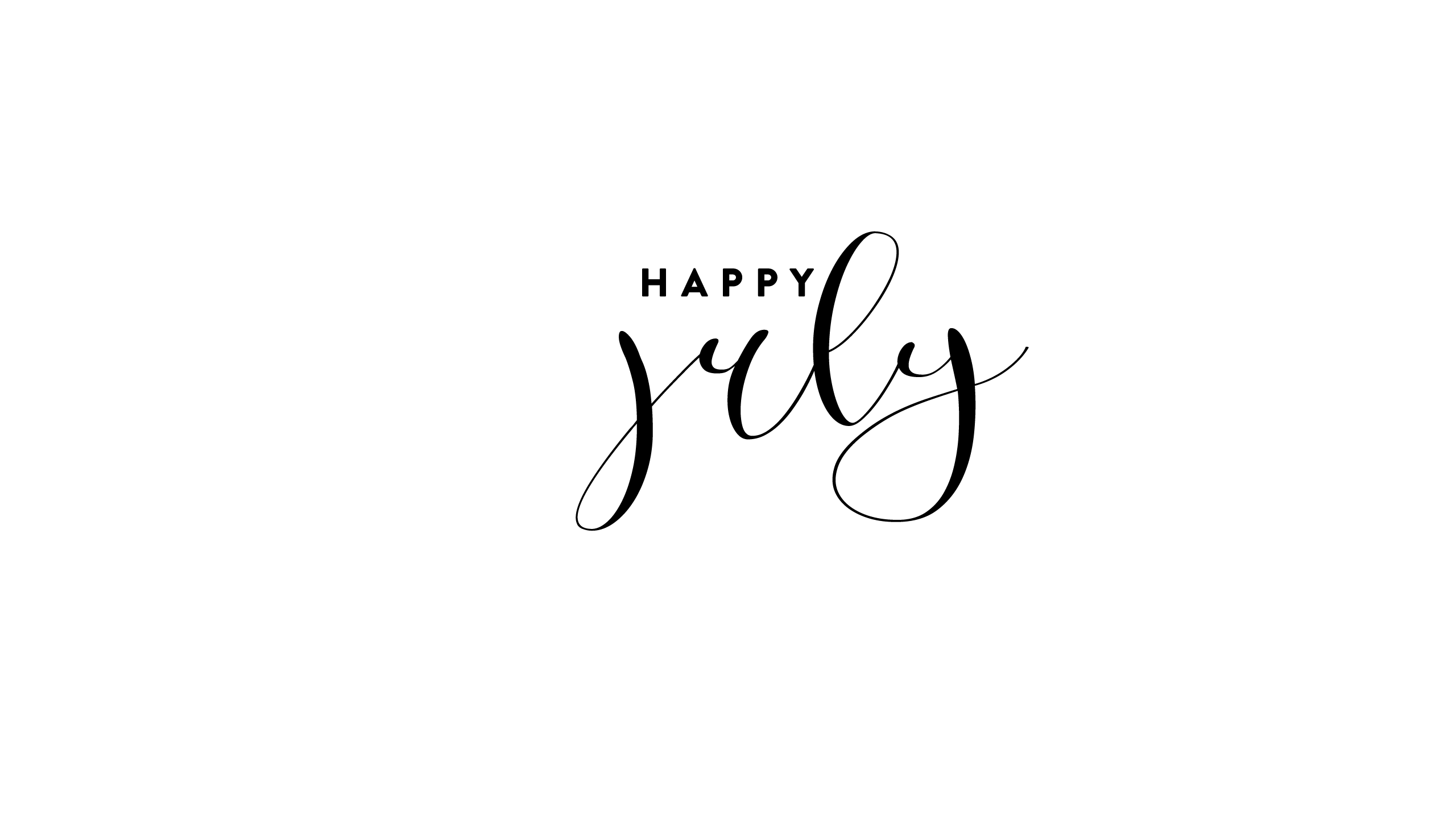 Happy of july
