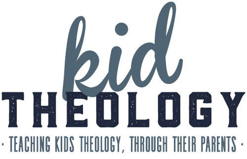 Kid Theology | Equipping Parents to Disciple Children | Branding by Ashlee Proffitt