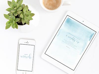 Wallpapers for Phones, Tablets & Desktops | Ashlee Proffitt | Free Download