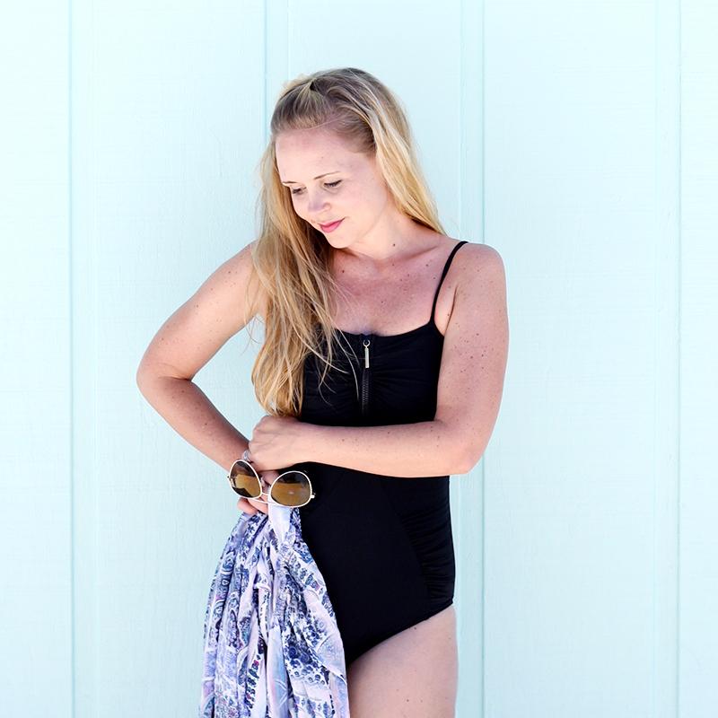 Modest and feminine swimsuits   Lime Ricki   Ashlee Proffitt