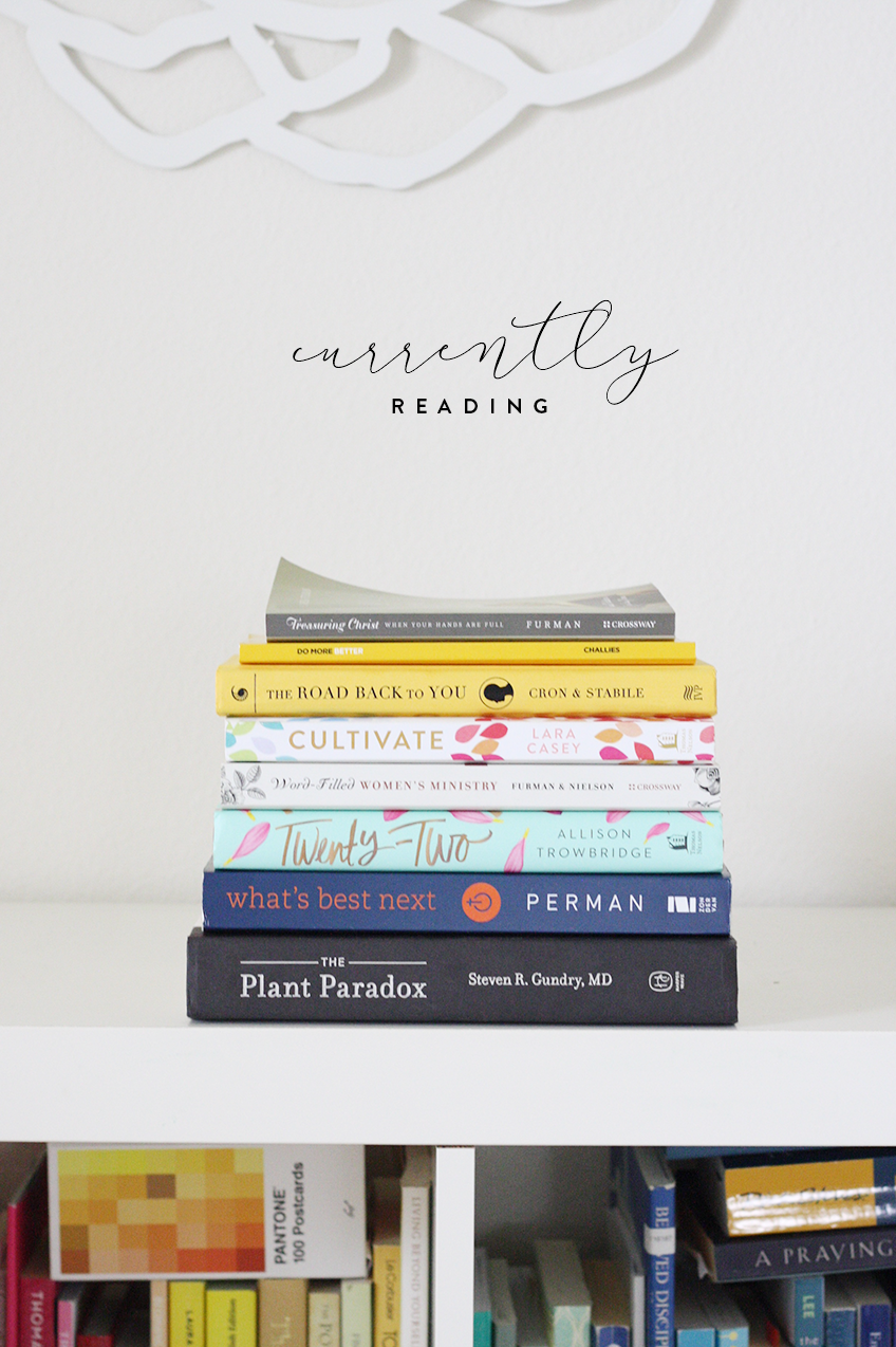 Currently Reading | 2017 Book List for Business Owners & Mamas | Ashlee Proffitt