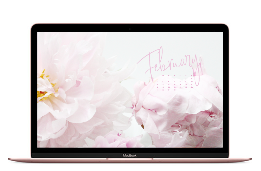 Pretty Wallpapers for your phone, tablet or computer | February Wallpapers by Ashlee Proffitt