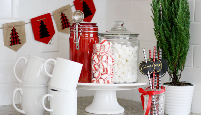 Hot Cocoa Bar | Ashlee Proffitt