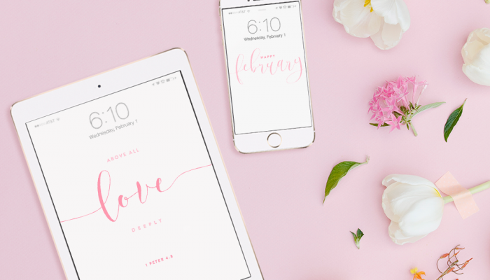 Wallpapers for Phones, Tablets & Desktops | Ashlee Proffitt | Free Download