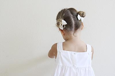 Strasburg Children | Girls White Lace Dress | Flower Girl | Ashlee Proffitt